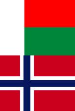 🌍 ATC ATW #19: Madagascar & Norway 🌍
