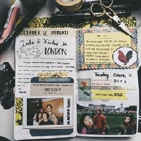 Traveling notebook back at it again #8