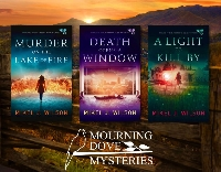 Recommend a Book #8: Mystery/Crime SERIES