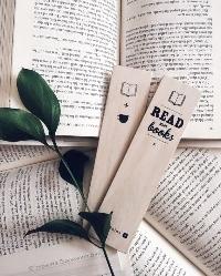 Profile-Based Handmade Bookmark Swap