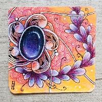 ZIA #68 - Autumn Gemstone II