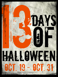 13 Days of Halloween USA