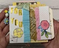 Expandable pocket happy mail USA #1