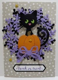 MissBrenda's Halloween Card Swap #8