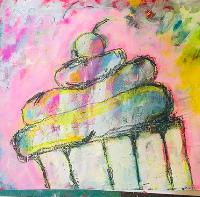 Cupcake Art Deco - INT