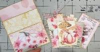 YTPC:  Lunch Bag Pockets w/Ephemera
