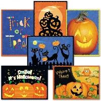 Mini MEGA Halloween Card Swap - USA