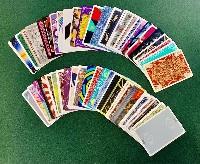 Rapid Playing Card Swap~ Round #1 Swap #2