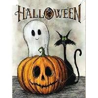 MissBrenda's Halloween Card Swap #14