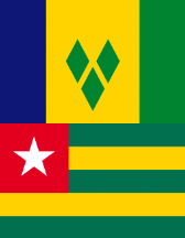 🌍 ATC ATW #21: Saint Vincent & Togo 🌍
