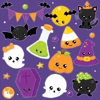 Kawaii Halloween Swap