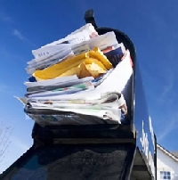 Stuff the Mailbox #38