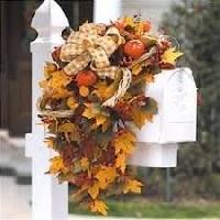 Stuff the Mailbox - Autumn