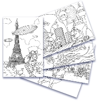 Adult Coloring PC #121 INTL