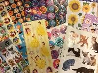 Stickers Galore Scavenger Hunt #1