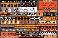 Halloween Washi tape swap