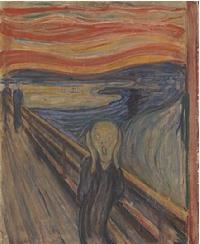 Edvard Munch- The Scream