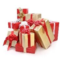 25 Days of Christmas in Priority Padded envelope