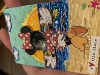 Disney ATC swap with a twist #13