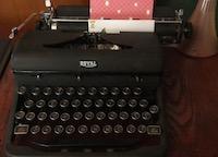 Typewriter's Only Pen Pal Swap - USA