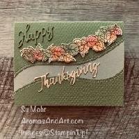 MissBrenda's Thanksgiving Card Swap #1