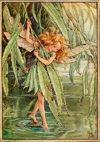 Themed Happy Mail #3 - Fairies and Fae