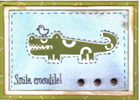 Cute and Funky ATC