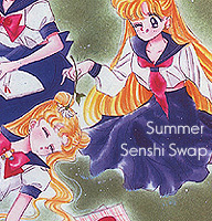 Silly Summer Senshi Swap!