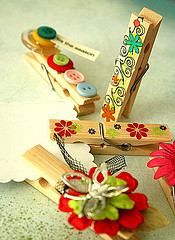 altered clothes peg