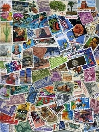 Used Postage Stamps #4