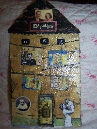 Chunky Row House-Vintage Theme (Canada/US)