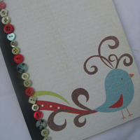 Cover a Composition Notebook Swap #1