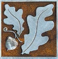 Autumn Leaf Inchies
