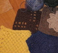 Friendship Afghan R15 - Larger Blankets/Late Start