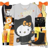 ♡ Halloween Polyvore ♡