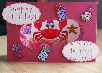 Make Mine A 3-D Card Swap! Newbies Welcomed!!