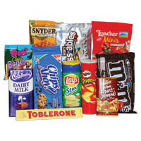 My Fave Snacks #3