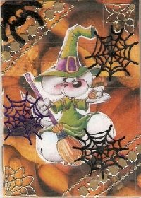 Halloween Themed High Quality Booklets - NEW