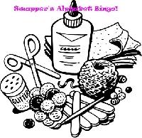 Swapper's Alphabet Bingo!