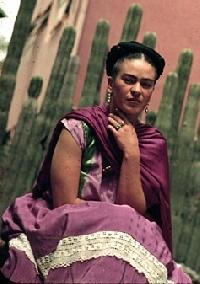 ~* Frida Khalo Ornament Swap *~