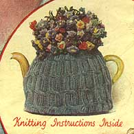 Handmade Tea Cosy: Knitting, Crochet or Quilting