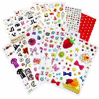 i love sticker sheets # 5