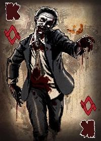 Creepy ATC #1: Zombie