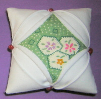 Handmade Pincushion Swap