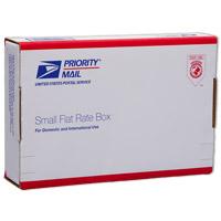 Stuff a Small Flat-Rate Box - April