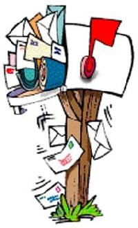 Fill up my mailbox - International version