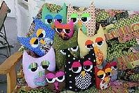 Cute Owl Stuffie Swap!