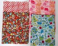 MODERN Fabric Fat Quarter Swap