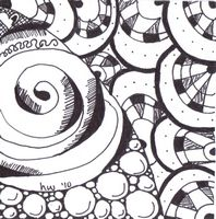 Zentangle ATC Swap