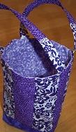 Sewing Swap - Fabric Reusable Bag INT'L
